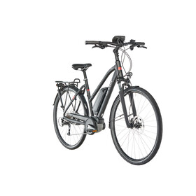 Ortler Tours Nyon E-Trekking Bike Trapez black